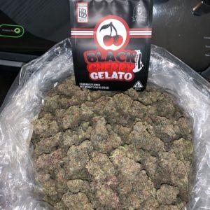black cherry Gelato