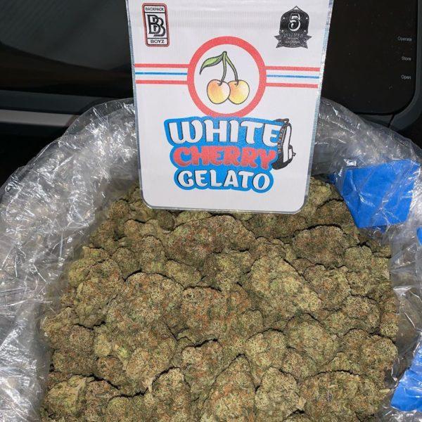white Cherry Gelato