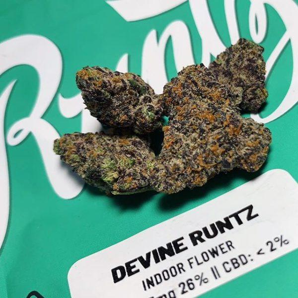 buy Devine Runtz cookies