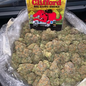 buy Red Clifford strain