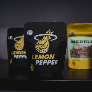 Buy lemon pepper strain