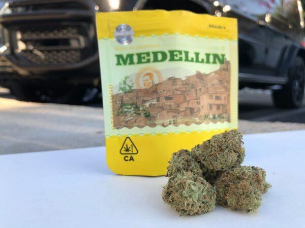 Buy medellin strain online
