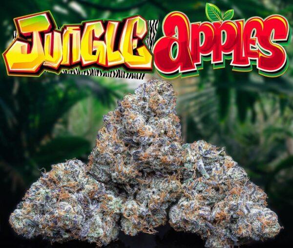Buy Jungle Apples strain