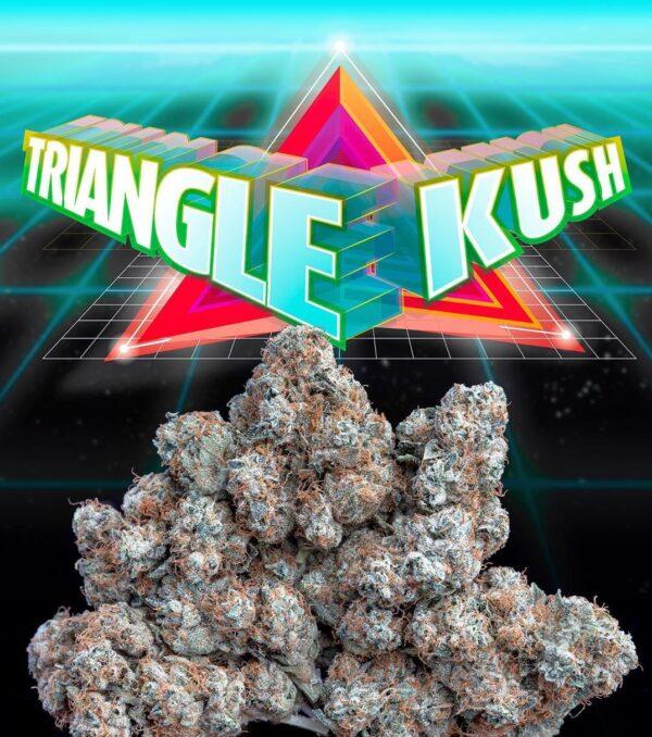 Buy Jungle Boys Triangle Kush