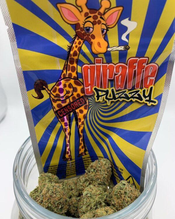 Buy giraffe puzzy strain