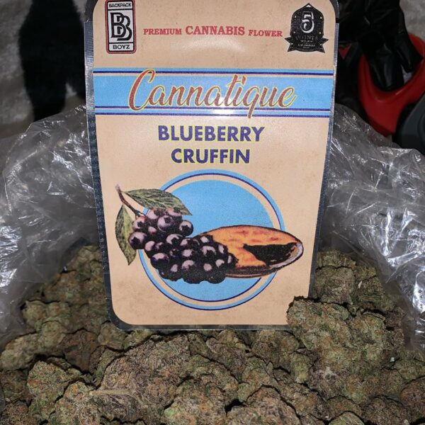 Buy blueberry cruffin strain