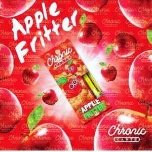 Buy Chronic Carts Apple Fritter
