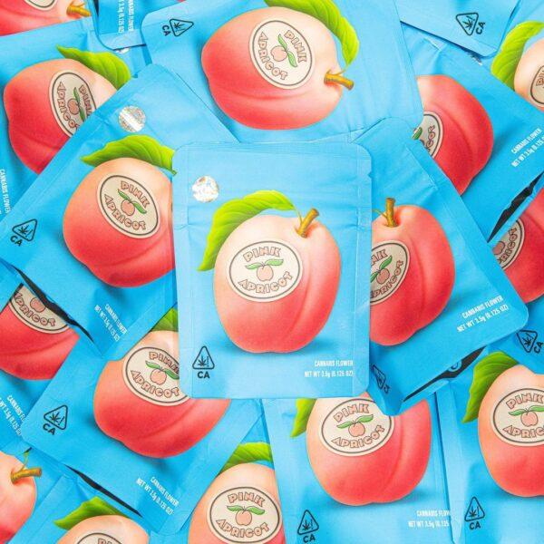 Buy Pink Apricot Strain
