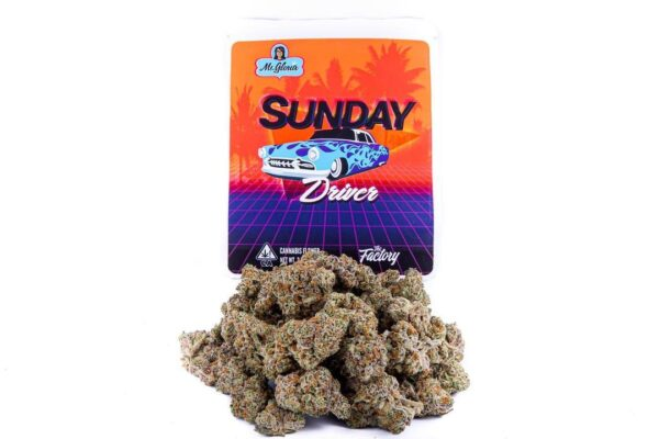 Buy Sunday Driver strain