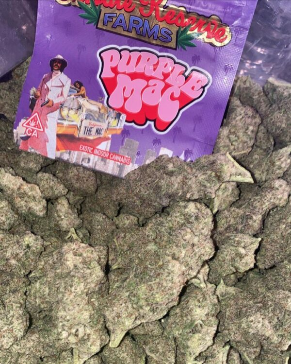 Buy Purple Mac strain