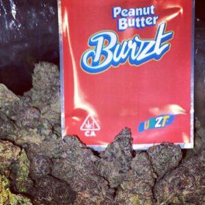 Buy Peanut Butter Burzt Strain