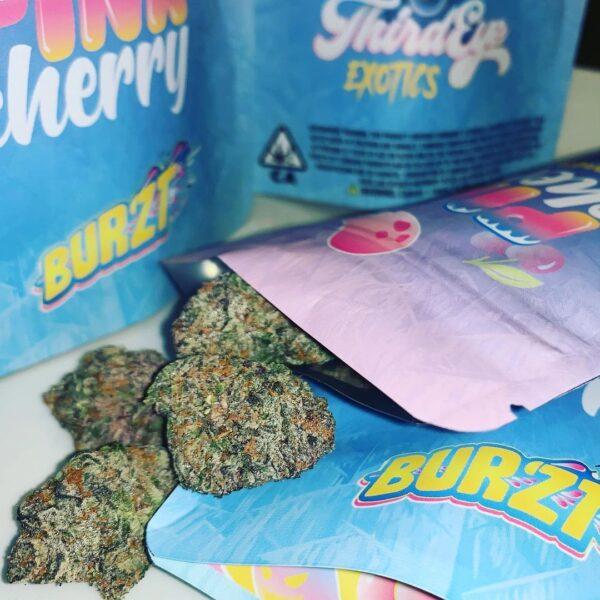 Buy Pink Cherry Burzt strain
