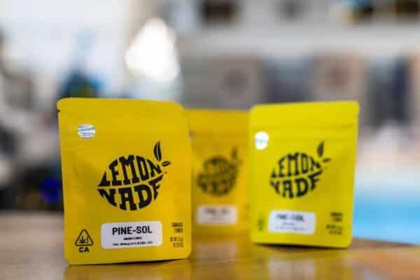 Buy Lemonnade Pine-Sol strain