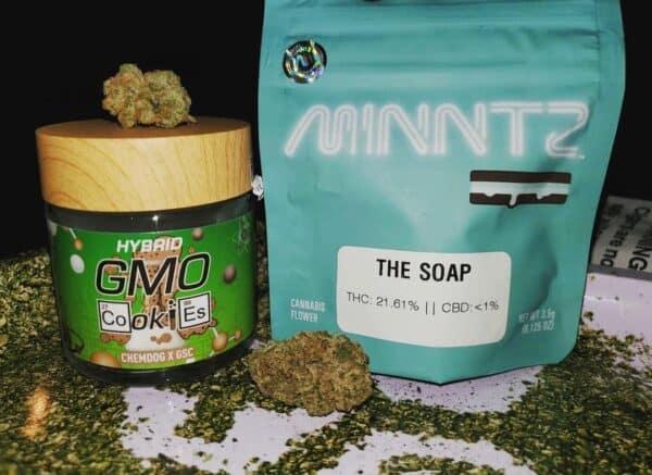 Buy The Soap strain