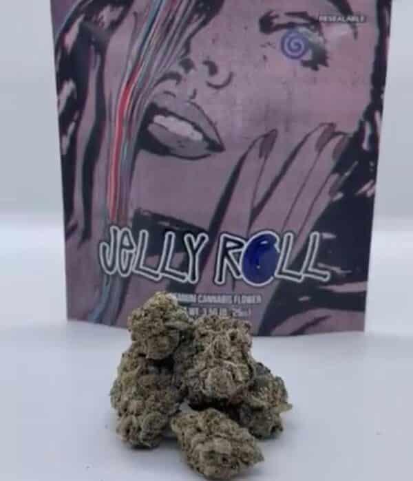 Buy Jelly roll strain