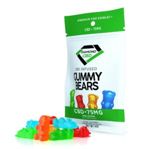 Buy Diamond CBD gummies
